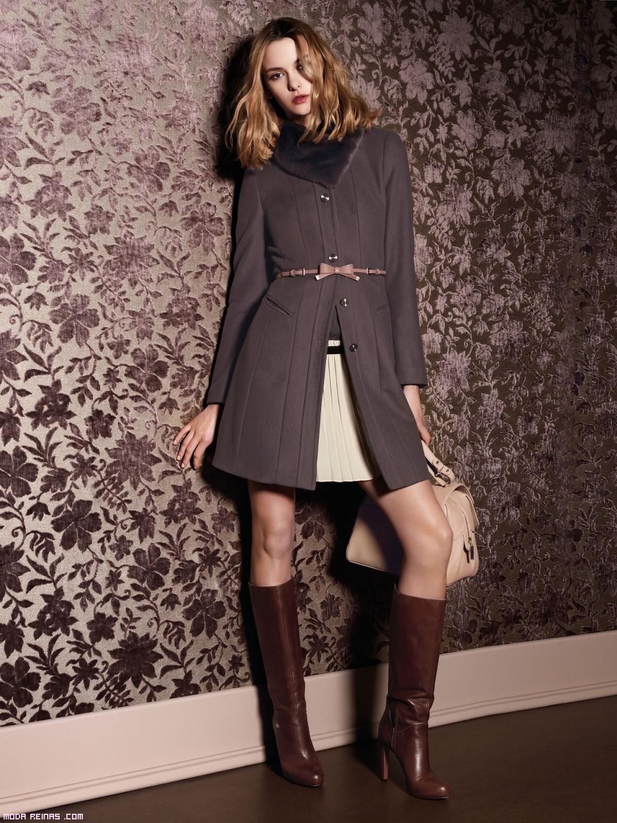 abrigos juveniles de moda