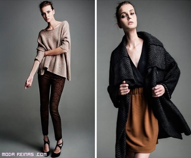 pantalones brocados a la moda