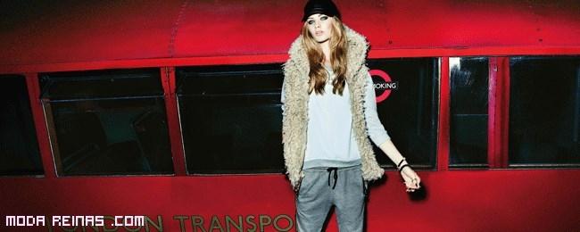 abrigos de pelo a la moda