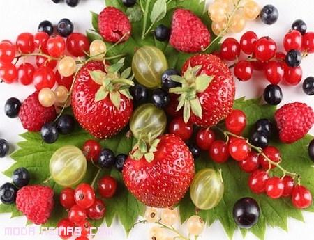 Frutas para dietas
