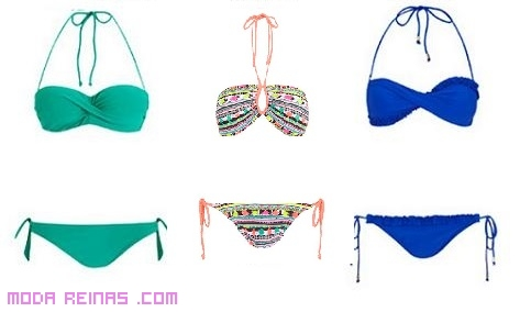 colores pastel para bikinis