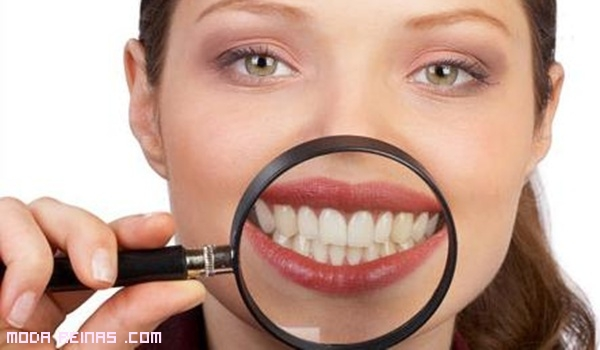 Eliminar manchas de los dientes