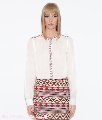 blusas de moda para verano