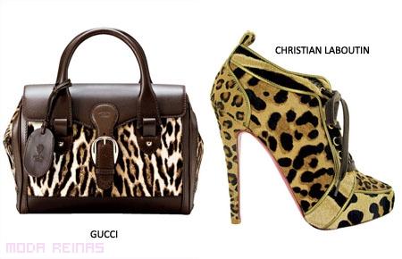 Bolso-Gucci-y-zapatos-leopardo-Christian-Laboutin