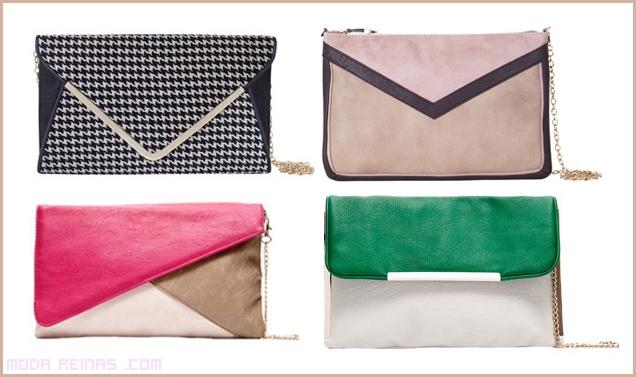 bolsos de mano modernos