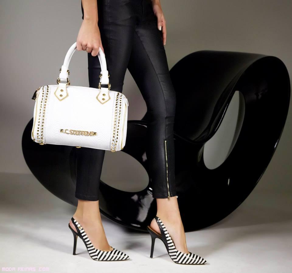 Bolsos y zapatos con estilo