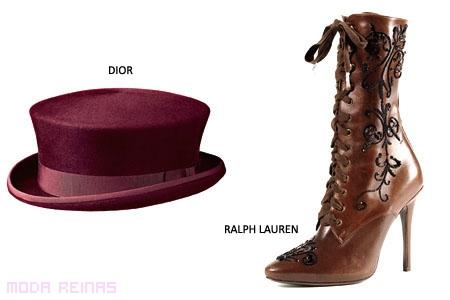 Botas-Ralph-Lauren-Sombreros-Dior