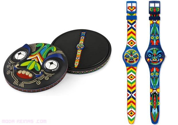 relojes con dibujos tribales