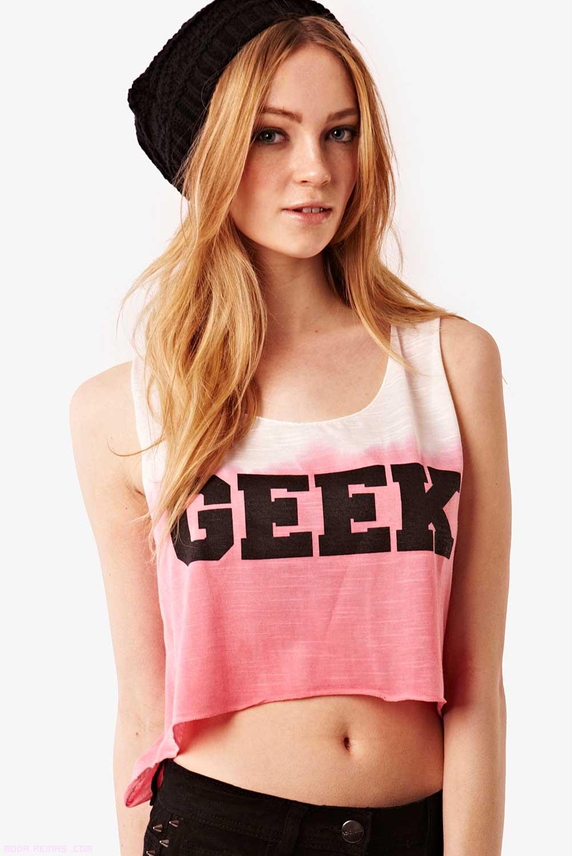 camisetas efecto degradado a la moda