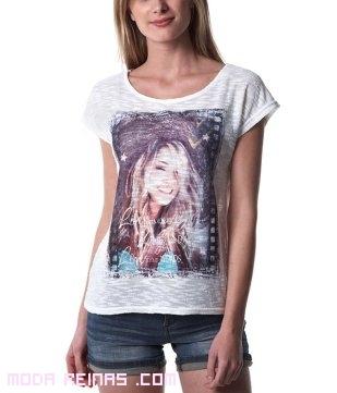 Camisetas con fotografías