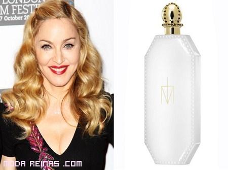 Perfume de gardenias por Madonna