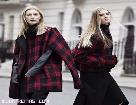abrigos de moda otoño 2013