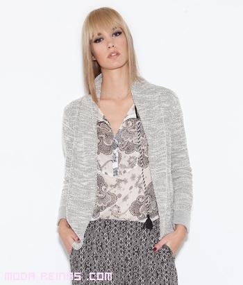 Chaquetas de lino a la moda