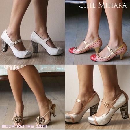 Boutique en ligne 51fe0 7c1c3 Zapatos cómodos Chie Mihara | Moda Reinas