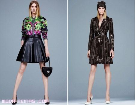 Prendas de moda Versace