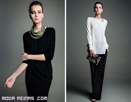 vestidos negros Trucco
