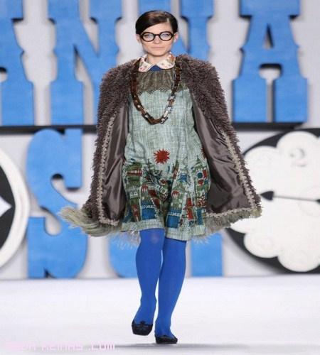 Moda femenina de lujo