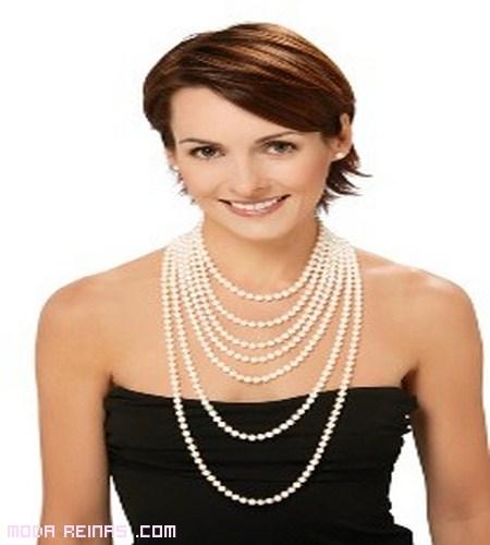 perlas de moda