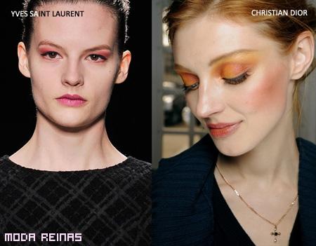 Como-maquillarse-Yves-Saint-Laurent-Christian-Dior