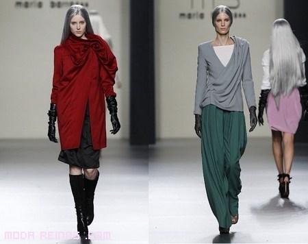 Colores en moda femenina