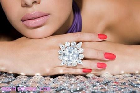 uñas de famosas
