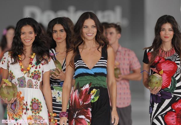 Desfiles de moda femenina