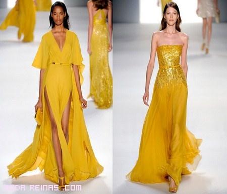 tendencias para la primavera 2012