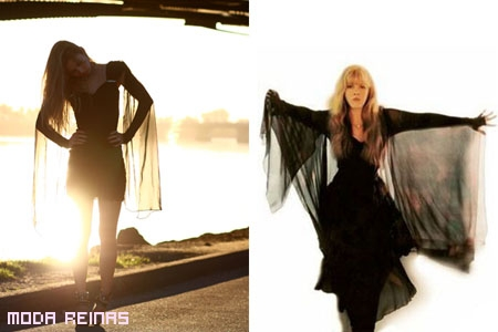 Estilo-Stevie-Nicks-en-la-moda