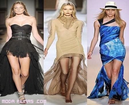 moda femenina 2012
