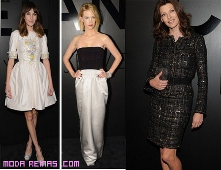 vestidos de Chanel