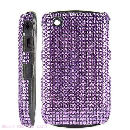 Funda de brillantes para Blackberry