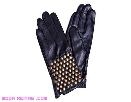 guantes de moda
