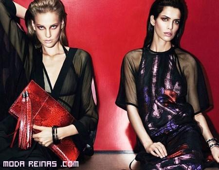 túnicas transparentes Gucci
