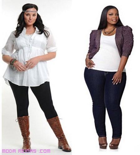 Pantalones ajustados para mujeres de cadera ancha