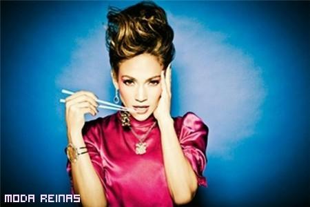 Jennifer Lopez imagen de Tous