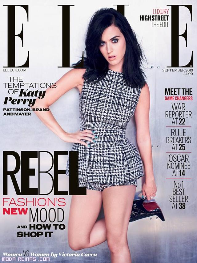 Revista Elle septiembre