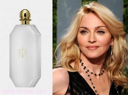 Primera fragancia de Madonna