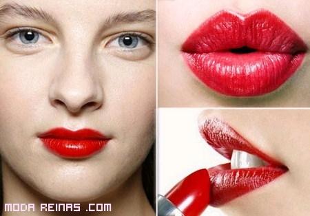 rojo pasión para labios deslumbrantes