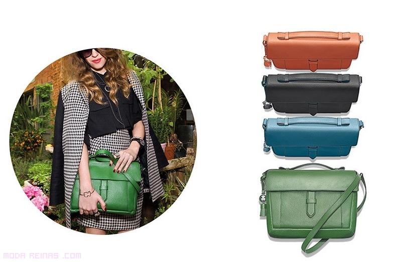 maletines de colores a la moda