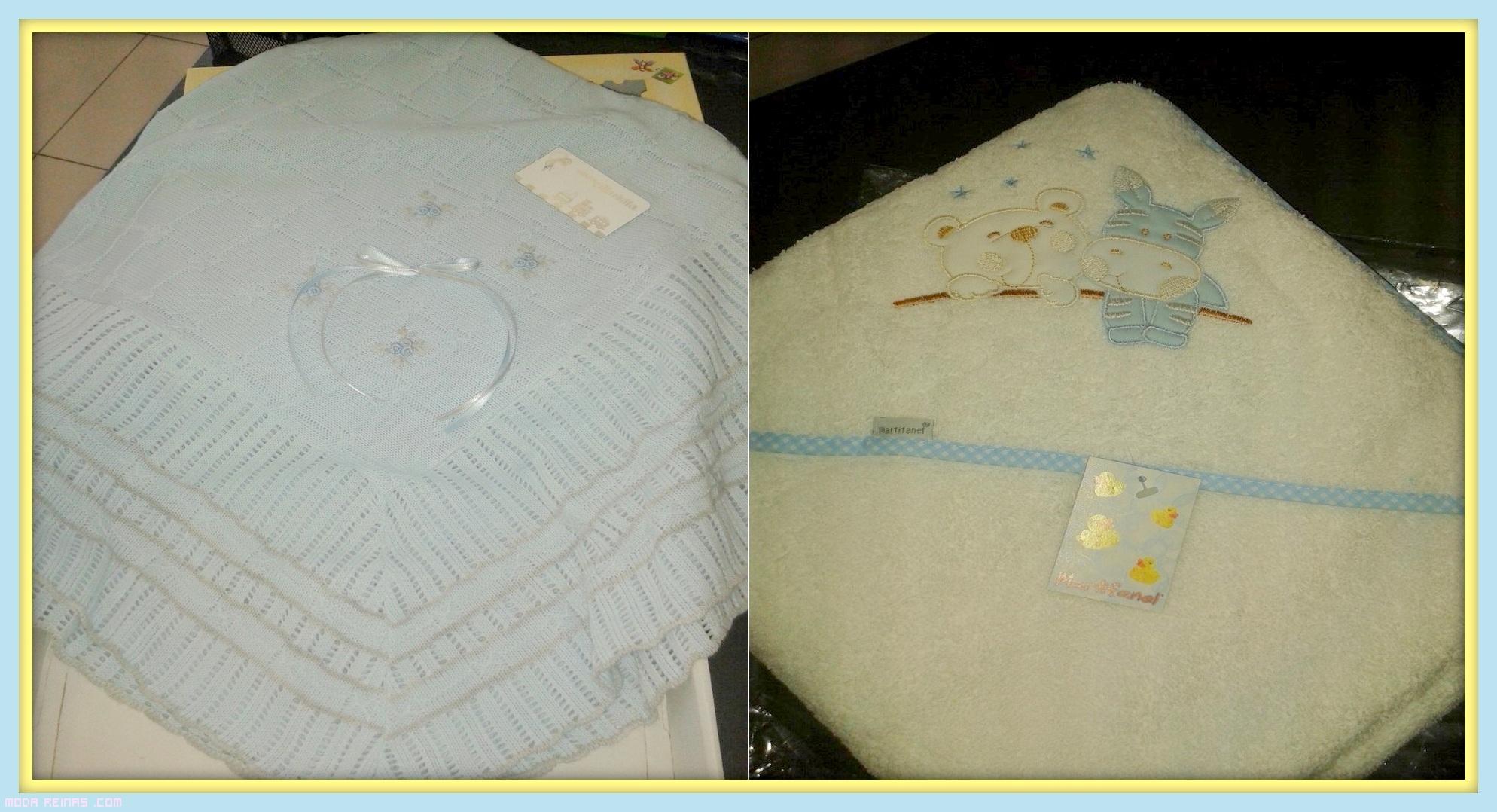 Mantas y toallas para bebés