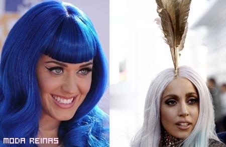Maquillaje-Lady-Gaga-Katy-Perry-peluca-azul