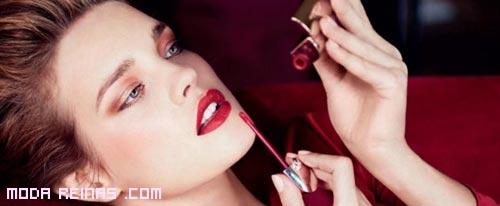 maquillaje de moda para fiestas