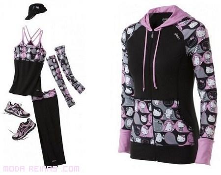 Complementos de Hello Kitty a la moda