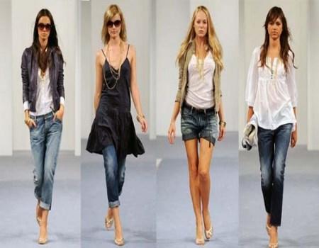 moda juvenil femenina