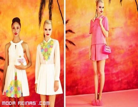Moda Moschino 2014