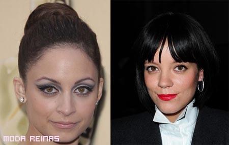 Nicole-Richie-maquillaje