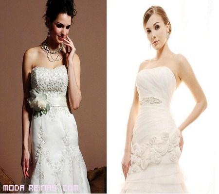 colección de novias de moda