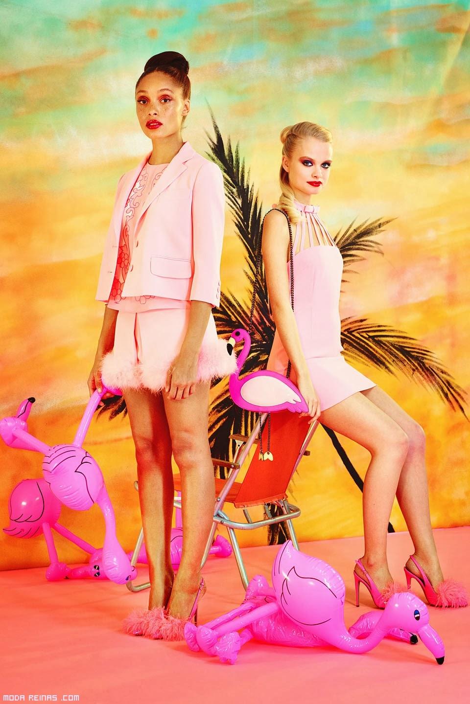 Conjuntos femeninos en rosa