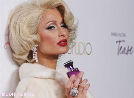 Paris-Hilton-disfrazada-de-Marilyn-Monroe