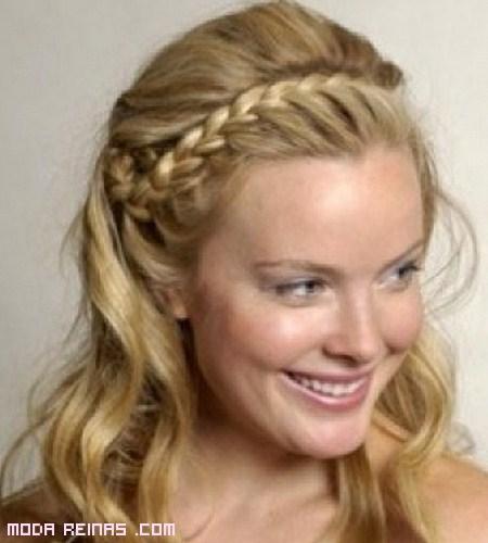 Ideas de peinados femeninos